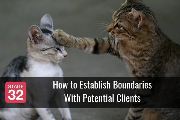 How to Establish Boundaries With Potential Clients