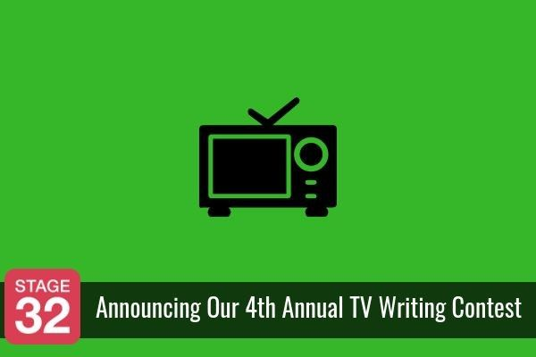 Announcing Our 4th Annual TV Writing Contest