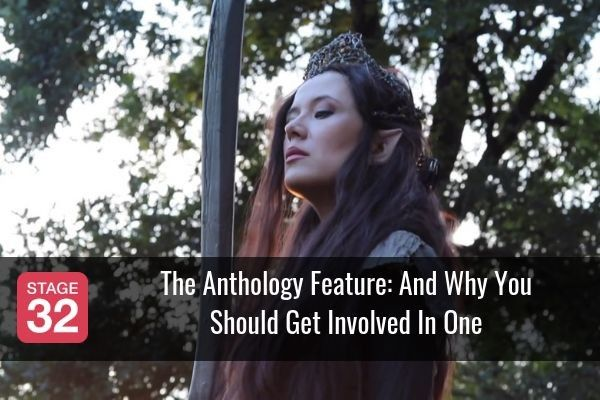 The Anthology Feature: And Why You Should Get Involved In One