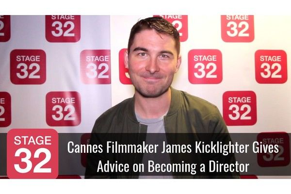 Cannes Filmmaker James Kicklighter Gives Advice on Becoming a Director