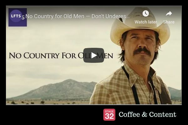 Coffee & Content - No Country for Old Men Script to Screen & Acting Advice from Hugh Jackman