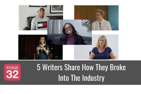 5 Writers Share How They Broke Into The Industry