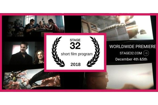 Worldwide Premiere of the 3rd Annual Stage 32 Short Film Program