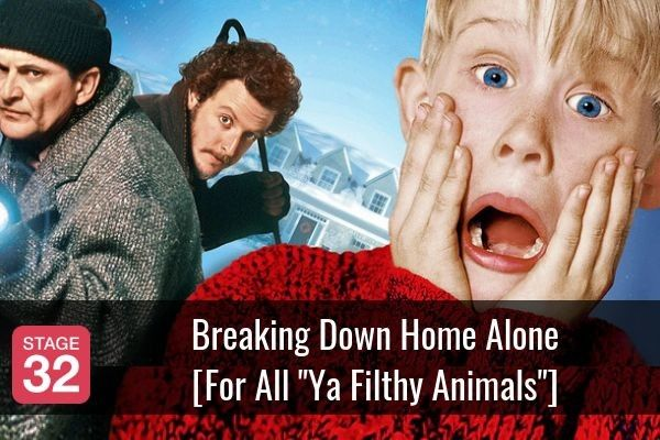 """Breaking Down Home Alone [For All """"Ya Filthy Animals""""]"""