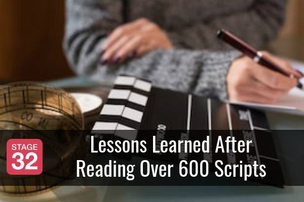 Lessons Learned After Reading Over 600 Scripts