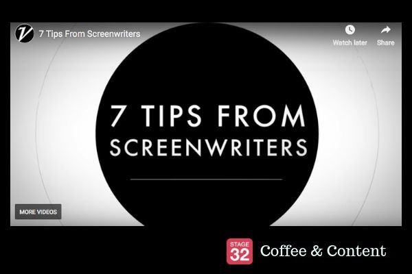 Coffee & Content - 7 Tips From Screenwriters & Top 10 Tips to Improve Your Cinematography