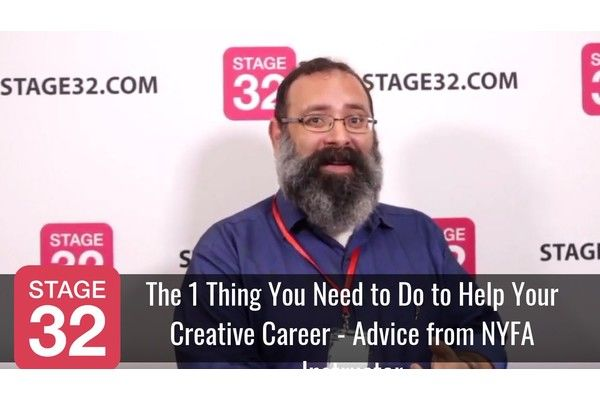 The 1 Thing You Need to Do to Help Your Creative Career - Advice from NYFA Instructor