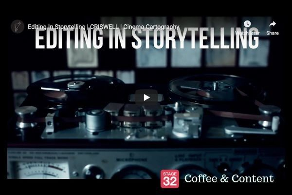 Coffee & Content - Dan Harmon Writing Advice/Avoiding Procrastination & Editing in Storytelling