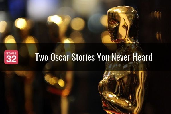 Monday Motivation: Two Oscars Stories You Never Heard