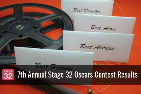 7th Annual Stage 32 Oscars Contest Results