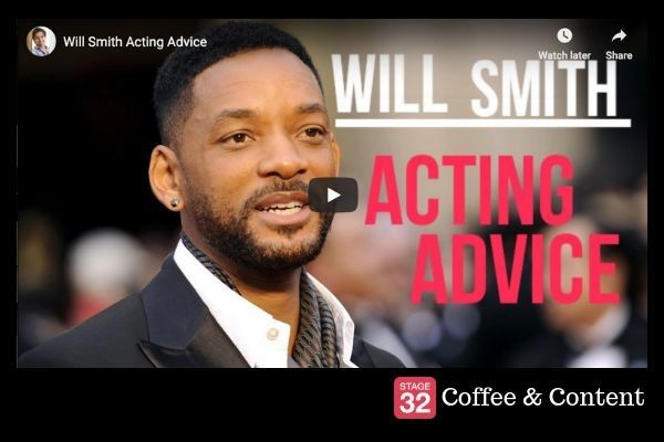 Coffee & Content - Will Smith Acting Advice & Audio Tips for Filmmakers