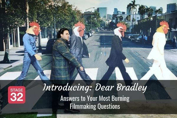 Introducing: The 'Dear Bradley' Monthly Vlog [Answers to Your Most Burning Filmmaking Questions]
