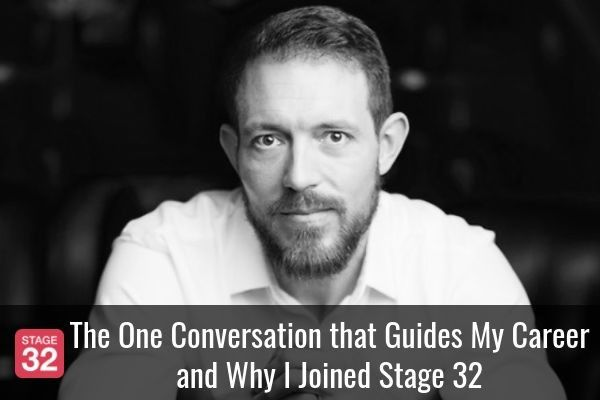 The One Conversation that Guides My Career and Why I Joined Stage 32