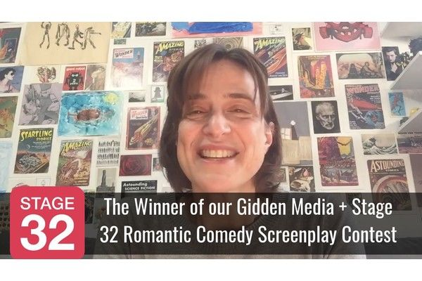 Announcing the Gidden Media & Stage 32 Romantic Comedy Contest Winner