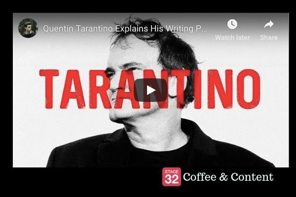 Coffee & Content - Quentin Tarantino's Screenwriting Process & Cuts and Transitions 101