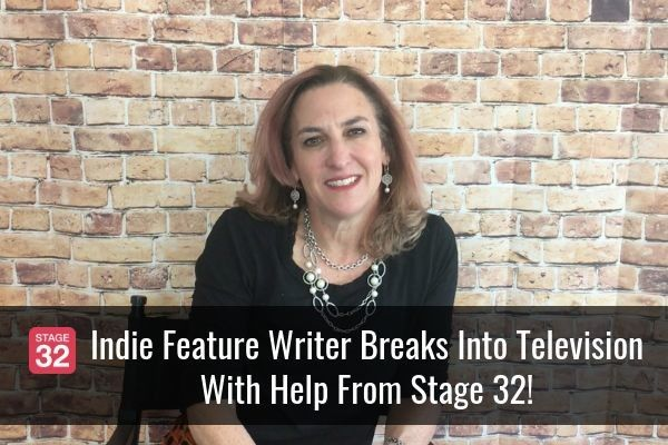 Indie Feature Writer Breaks Into Television With Help From Stage 32!