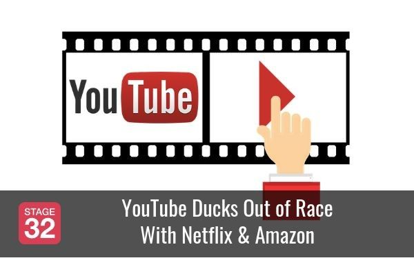 YouTube Ducks Out of Race With Netflix & Amazon