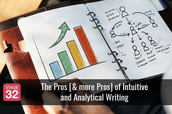 The Pros [& more Pros] of Intuitive and Analytical Writing