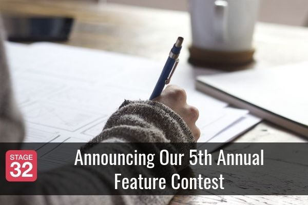 Stage 32 Announces the 5th Annual Feature Screenwriting Contest