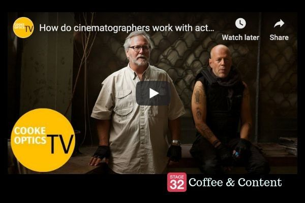 Coffee & Content - How Cinematographers Work With Actors & How to Find the Best Camera Angles