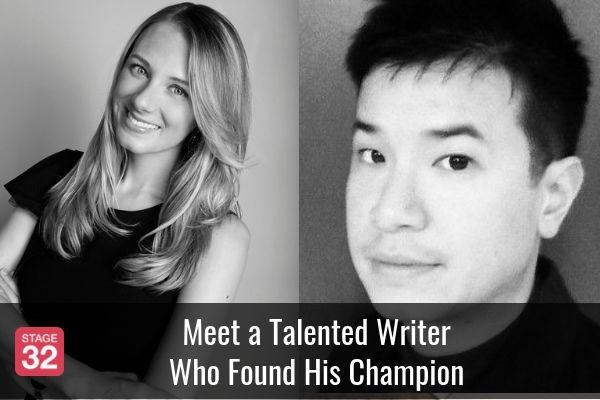 Meet a Talented Writer  Who Found His Champion