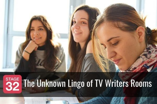 The Unknown Lingo of TV Writers Rooms