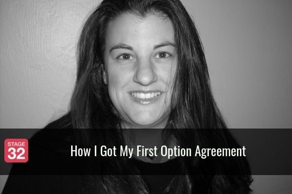 How I Got My First Option Agreement
