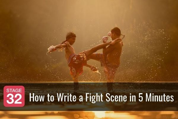 How to Write a Fight Scene in 5 Minutes