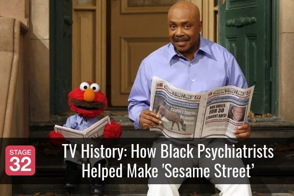 TV History: How Black Psychiatrists Helped Make 'Sesame Street'