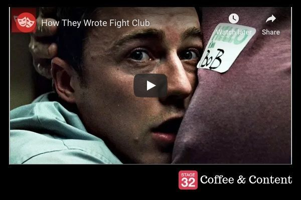 Coffee & Content - How They Wrote Fight Club & Meryl Streep's Top 10 Rules for Success