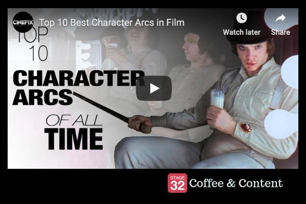 Coffee & Content - The 10 Best Character Arcs of All Time & Basic Cinematography Tips