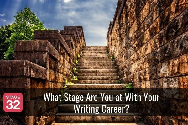What Stage Are You at With Your Writing Career?