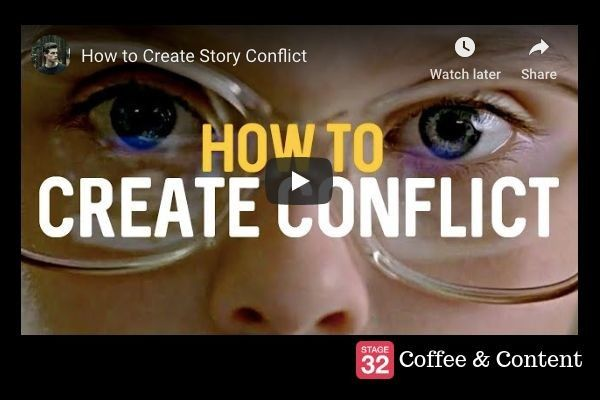 Coffee & Content - How to Create Story Conflict & A Pre-Production Checklist for Filmmakers