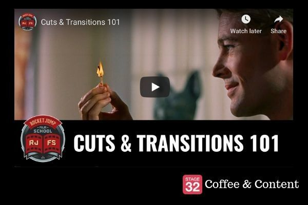 Coffee & Content - 6 Rules for Video Composition & Cuts and Transitions 101