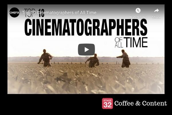 Coffee & Content - What it Takes To Edit Big TV Shows & Top 10 Cinematographers of All Time