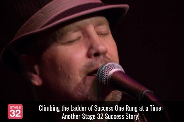 Climbing the Ladder of Success One Rung at a Time: Another Stage 32 Success Story!