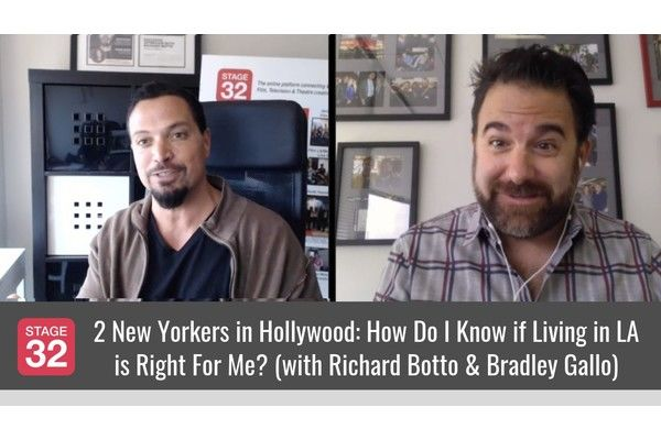 How Do I Know if Living in LA is Right For Me? (with Richard Botto & Bradley Gallo)