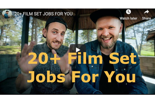 Coffee & Content - Top 5 Reasons Why People Leave the Film Industry & 20+ Film Set Jobs For You