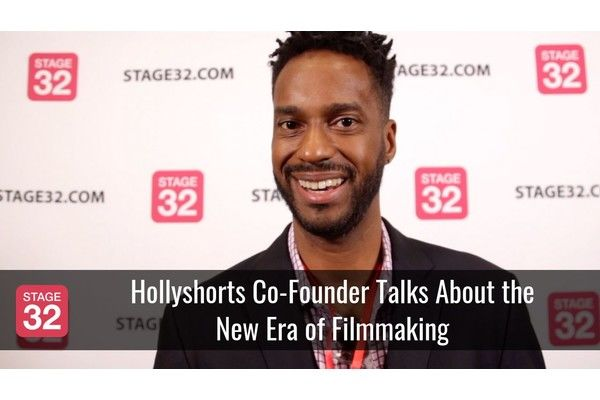 Hollyshorts Co-Founder Talks About the New Era of Filmmaking