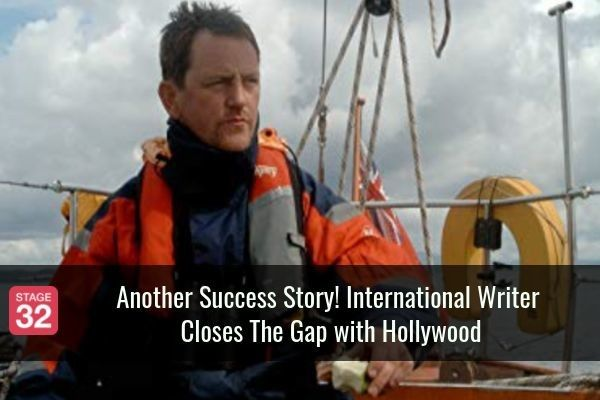 Another Success Story! International Writer Closes The Gap with Hollywood