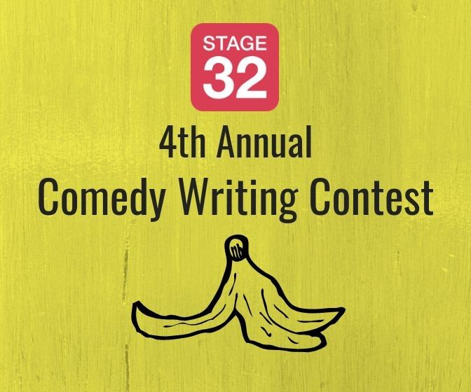 4th Annual Comedy Writing Contest - Stage 32
