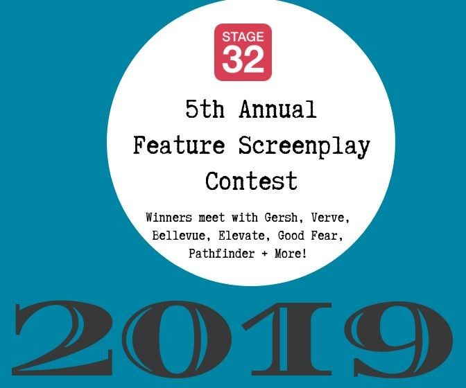 5th Annual Stage 32 Feature Screenwriting Contest - Stage 32