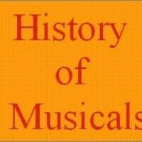 Musicals Historical