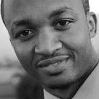 Comedian David Kofi Aglah