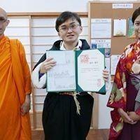 Shunnsuke Narawich Dorgyee Moriya