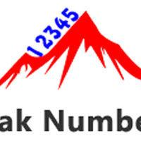 Peak Numbers