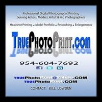 TruePhotoPrint - Bill Lowden