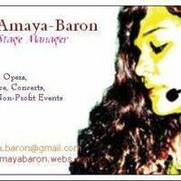 Larisa Amaya-Baron