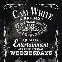 Cam White