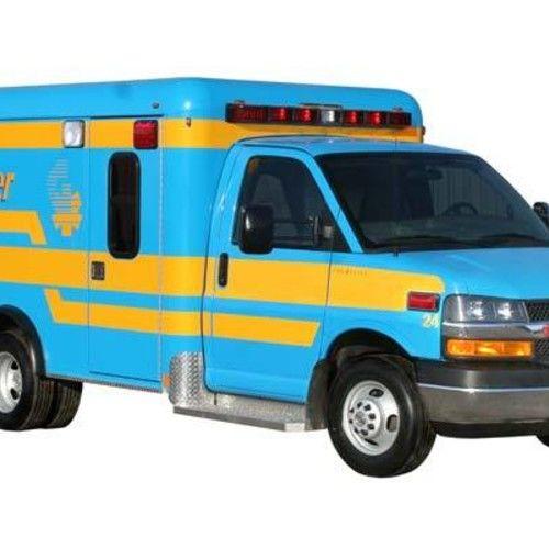Gerber Ambulance
